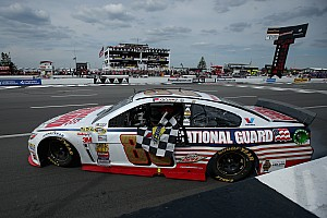 Earnhardt calls his shot as he goes in search of the Pocono sweep