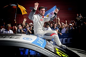 WTCC Race report Race One: Lopez wins at home