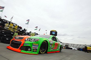 NASCAR Sprint Cup Preview Danica Patrick has high hopes for her next NASCAR road race
