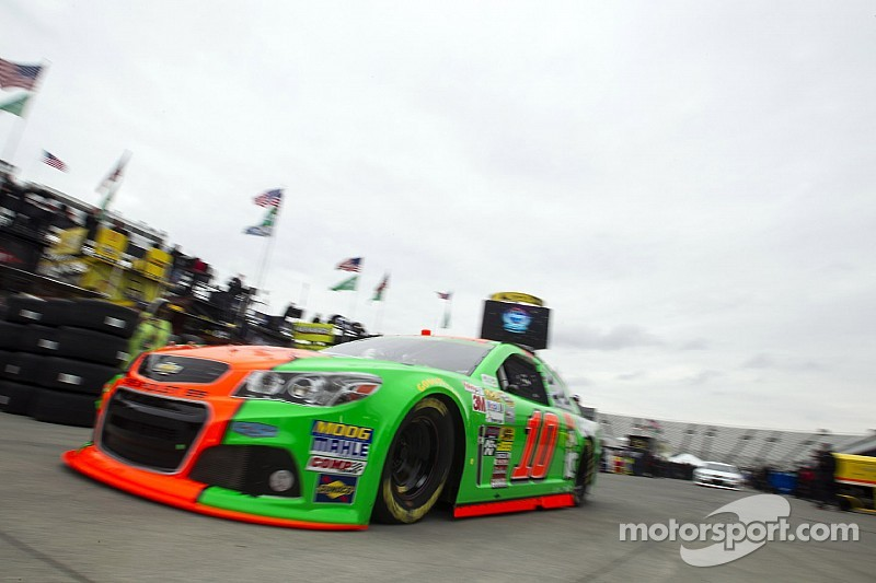 Danica Patrick has high hopes for her next NASCAR road race