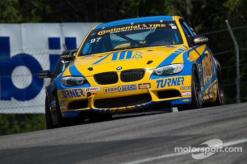 Michael Marsal ready for CTSCC Road America