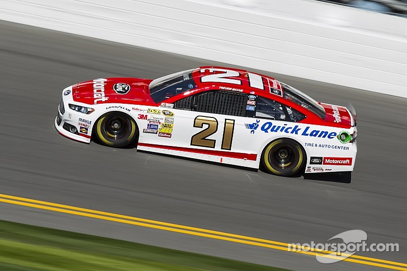 It's Official: Ryan Blaney will drive the No. 21 Wood Brothers Ford