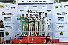 GT Asia: Sawa and Mok make it three wins for 2014 at Sepang