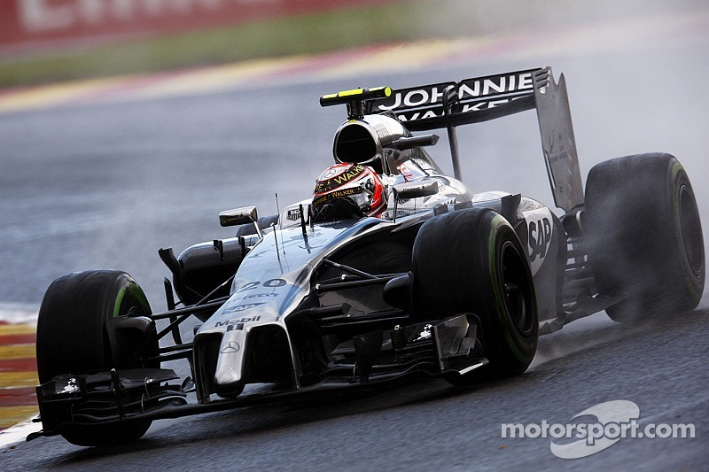 McLaren is top 10 on qualifying for the Belgian GP