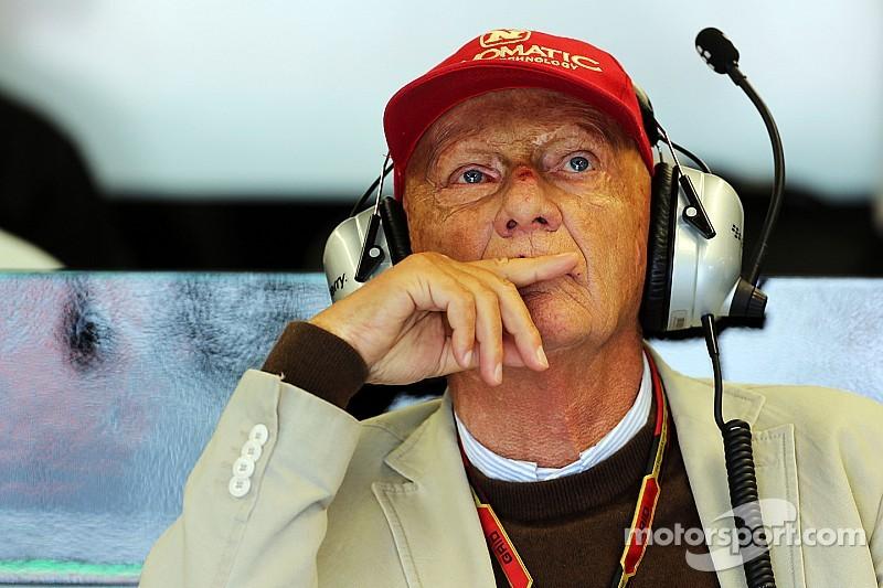 'I will not tolerate more failures' - Lauda