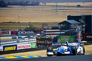 IndyCar Analysis Sonoma rookie recap