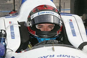 IndyCar Breaking news Aleshin in