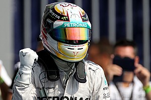 Formula 1 Race report Hamilton won the 2014 Italian GP with Rosberg second