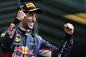 Formula 1 Breaking news Ricciardo requested number 1 status