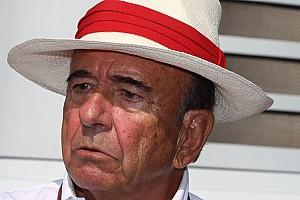 Formula 1 Breaking news Santander chief Botin dies