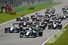 2015 Formula One schedule confirmed