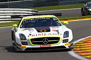 Blancpain Endurance Preview Primat poised for Nürburgring Blancpain Endurance Series finale