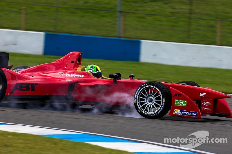 Formula E makes history with spectacular first ePrix