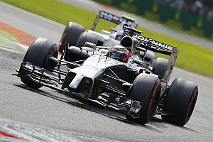 McLaren returns to Asia for the sport's only night race: the Singapore GP