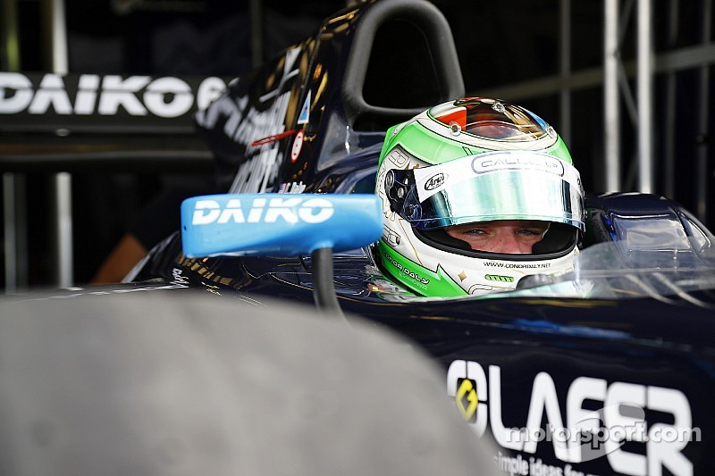 Seventeen questions with Conor Daly