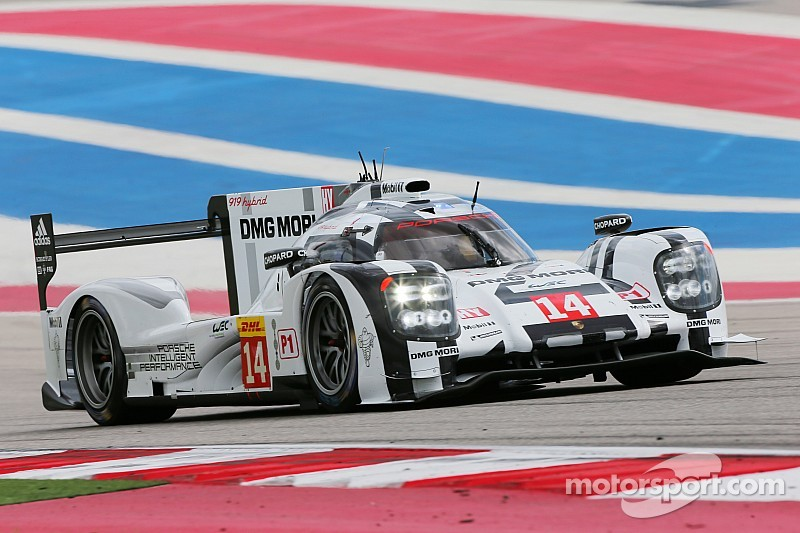 Porsche: Exciting start to the race weekend in Austin