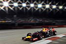 Red Bull: Double podium in Singapore