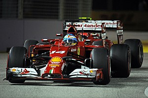 Singapore GP: A missed opportunity for Ferrari