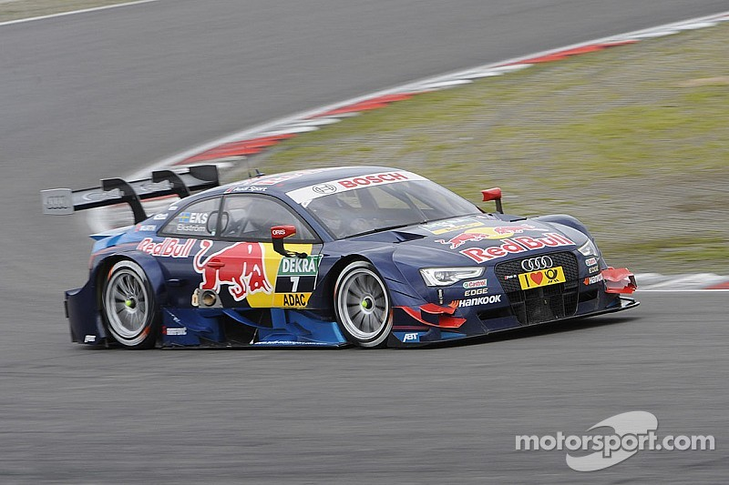 Eager anticipation of Audi drivers favorite track