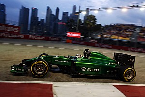 Caterham, Pirelli deny 2014 tyre supply reports