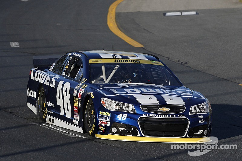 Johnson looms in Chase, can continue Dover dominance