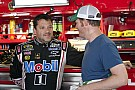 Sprint Cup competitors rally around Tony Stewart
