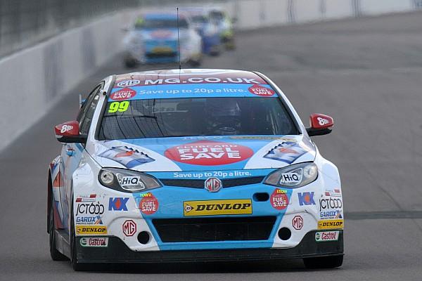 Jason Plato claims penultimate pole position of BTCC season