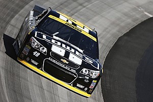 NASCAR Sprint Cup Race report NASCAR notebook: Specter of Talladega motivating Jimmie Johnson to win soon