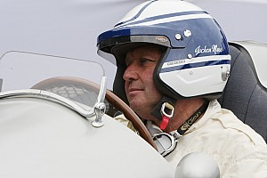 Jochen Mass named 2015 Rolex 24 Grand Marshal