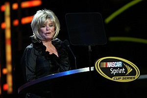 NASCAR Sprint Cup Special feature Four finalists announced for Betty Jane France Humanitarian Award