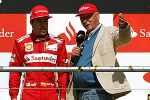 Formula 1 Rumor Alonso says he has a choice in where he goes as Lauda rules out Mercedes move