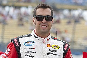 NASCAR Sprint Cup Breaking news It's official: Hornish replaces Ambrose at RPM