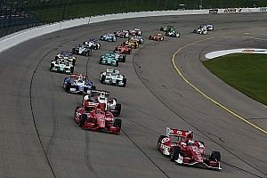 Ovals ... A dying breed in IndyCar