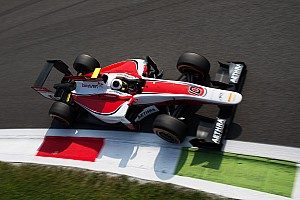 GP2 Qualifying report Vandoorne denies Pic of Sochi pole