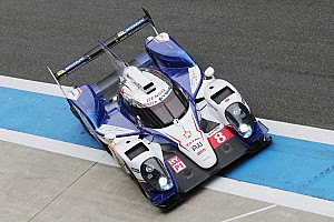 Toyota Racing goes 1-2 at Fuji