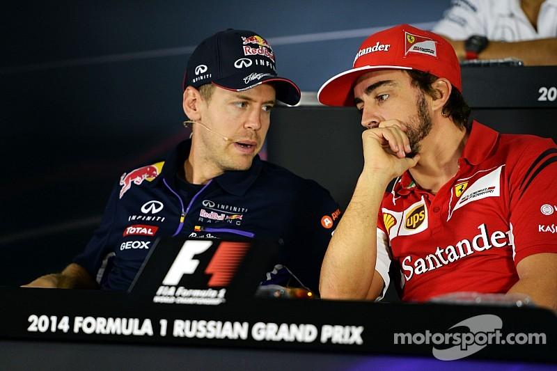 Red Bull blocks Vettel's Ferrari test debut in Abu Dhabi