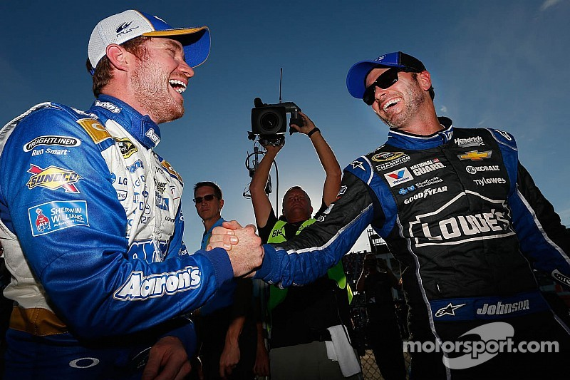 NASCAR's new qualifying format leaves some entertained, others baffled