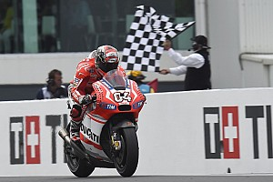 Fourth place for Andrea Dovizioso in Australian GP at Phillip Island