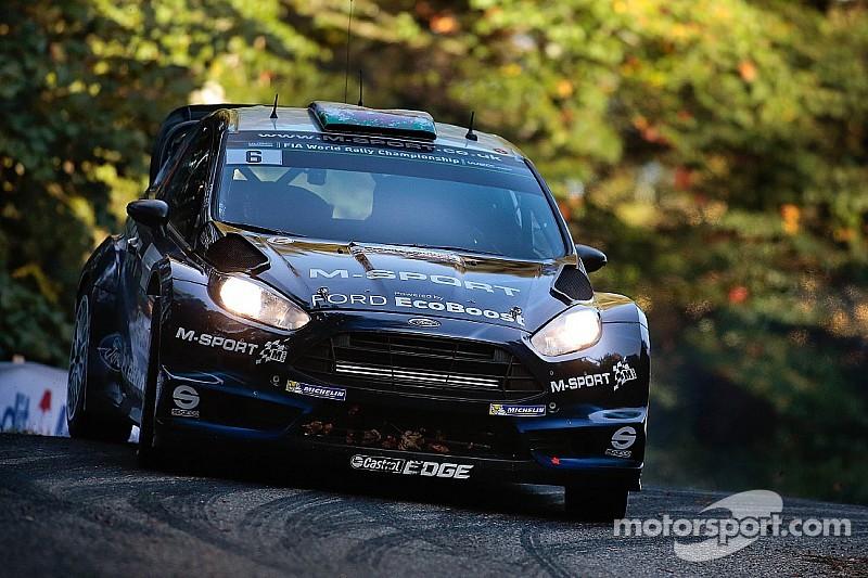 [Ford] M-Sport Wrc-rallye-de-france-2014-elfyn-evans-and-daniel-barrit-m-sport-ford-fiesta-wrc