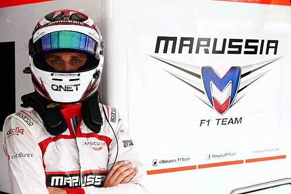 No Marussia in Austin