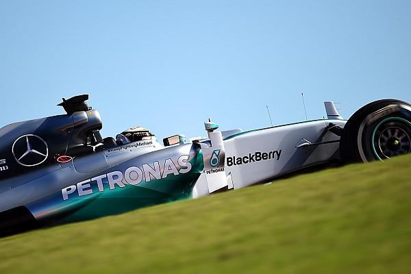 Hamilton quickest in FP1