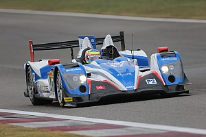 WEC Breaking news Six Hours of Shanghai kicks off with LMP2/GTE accident