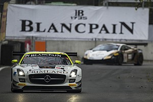 Blancpain Sprint Qualifying report Maxi Götz crowned 2014 Blancpain Sprint Series champion