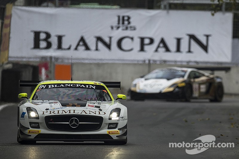 Maxi Götz crowned 2014 Blancpain Sprint Series champion