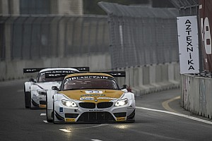 Blancpain Sprint Race report BMW works driver Alessandro Zanardi: Strong BMW Z4 GT3 but no luck at Baku