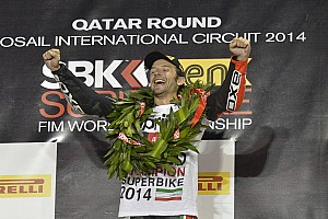 World Superbike Race report Guintoli does the double and takes the title