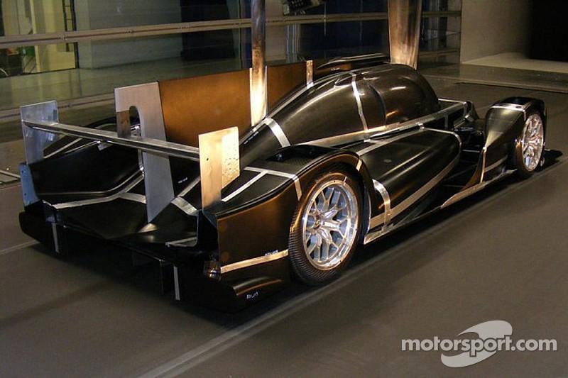 SMP Racing reveals BR01 LMP2 car