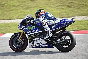MotoGP Practice report Season finale begins in Valencia