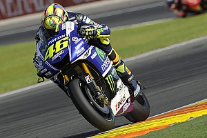MotoGP Qualifying report Renaissance man Rossi back on Pole
