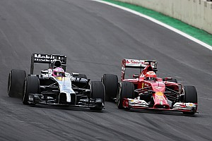 Formula 1 Race report Button runs strong in Brazil: